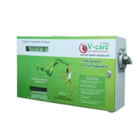 Single Coin Manual Sanitary Napkin Vending Machine