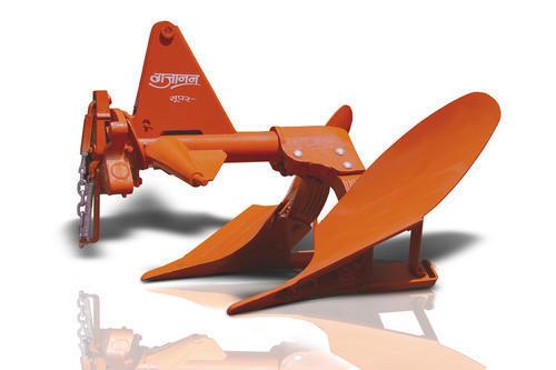 Heavy Duty Single Reversible Plough