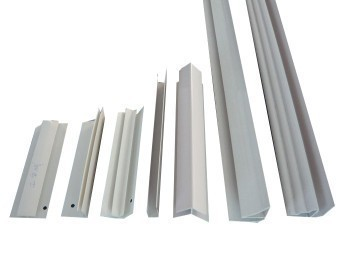High Tearing Strength PVC Profile
