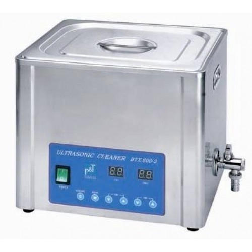 Micro Controller Based Ultrasonic Bath