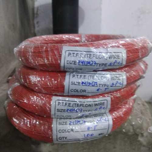 Ptfe Wires In Meerut, Ptfe Wires Dealers & Traders In Meerut, Uttar