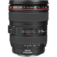 Canon EF 24-105mm F/4L IS USM Lens For Canon 7D II