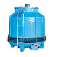 Industrial Fibreglass Cooling Tower Plant