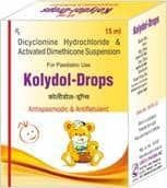 Dicyclomine Hcl And Activated Dimethicone Drops