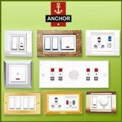 Durable Anchor Roma Switches
