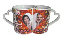 Durable Couple Picture Mug