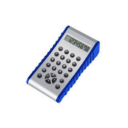Flip Calculator With Clock