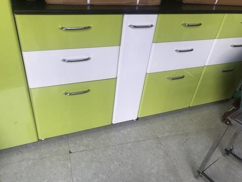 Eco-Friendly High Strength Modular Kitchen