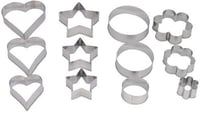 Stainless Steel Biscuit Cutters