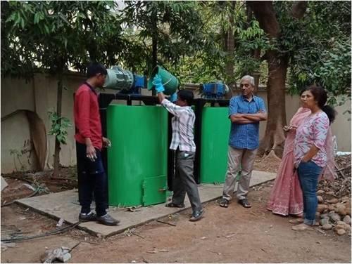 EcoFriend - Automatic Composting Machine
