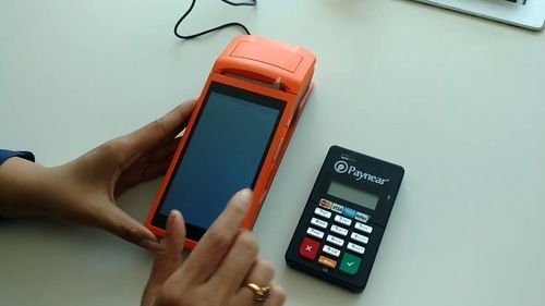 Handheld Android POS Terminal (Sunmi V1) - SPOK Technocom