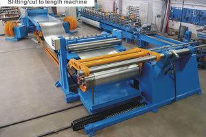 Longitudinal Paper Cutting Machine
