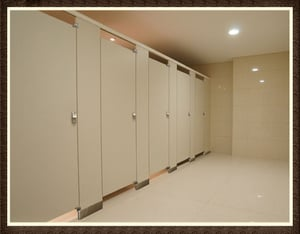 Compact Laminates For Toilet Cubicles
