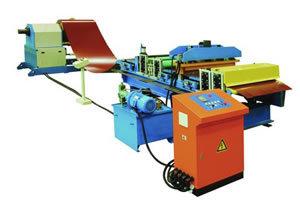 Industrial Plate Cutting Machine