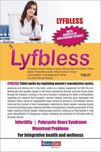 Lyfbless Tablet