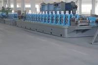 Profiling Machine for Welded Pipe