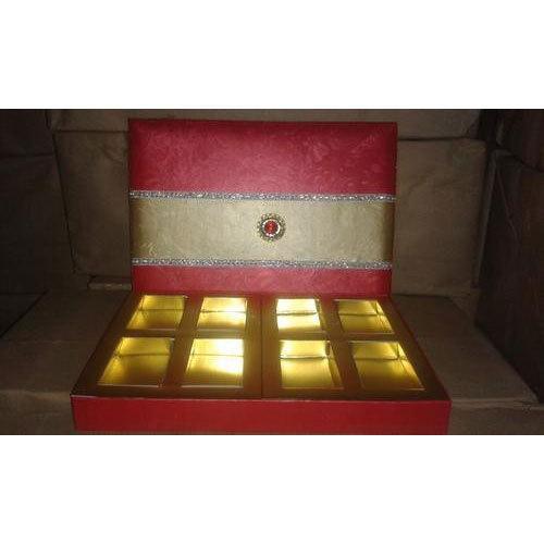 Rectangular Chocolate Packaging Box