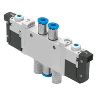 Highly Durable Pneumatic Valve