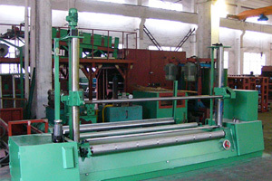High Performance Rotary Cutting Machine