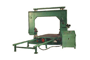 Horizontal Flexible Foam Cutting Machine