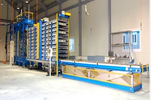 Polyurethane Discontinuous Sandwich Panel Production Line