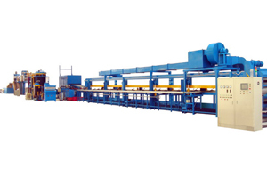 Polyurethane Sandwich Door Production Line