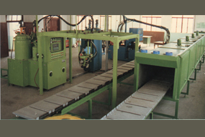 Ring-Shaped Conveyor Line