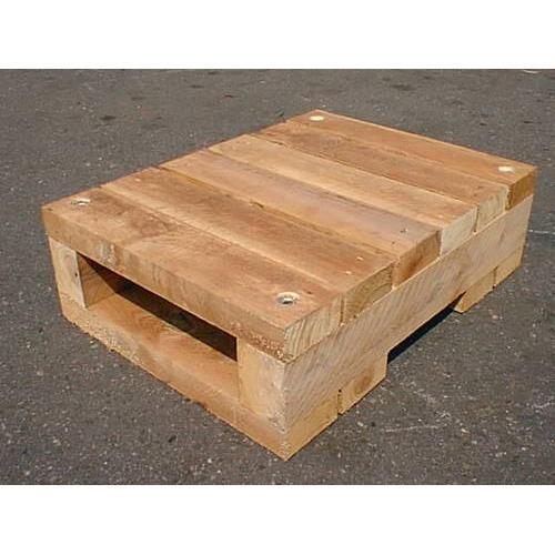 Heavy Duty Wooden Pallet at Best Price in Vapi, Gujarat ...
