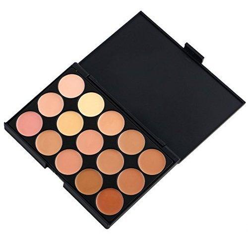 Cream Concealer Highlight Face Contour Foundation (15 Colors)