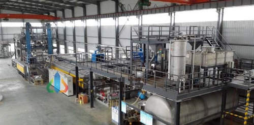 High Pressure Water Atomization Production Line