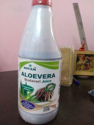 Organic Aloe Vera Shatavari Juice