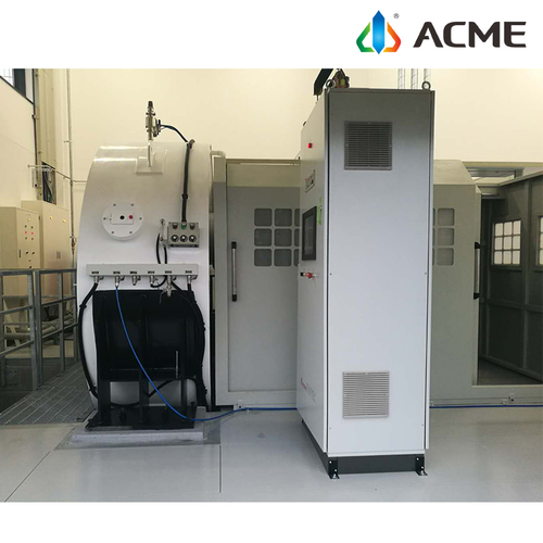 Plasma Rotating Electrode Atomization Equipment Prep