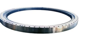 High Precision Rotary Bearing Slewing Ring For Solar Heliostat Tracking System