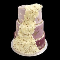 Premium Quality Wedding Cake