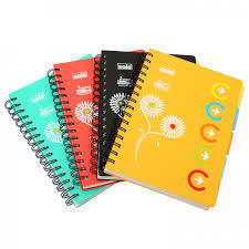 A4 Size Paper Notebook