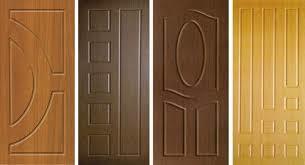 Designer Laminated Membrane Door