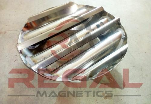 Durable Ferrite Hopper Magnet