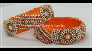 Ladies Designer Handicraft Bangles