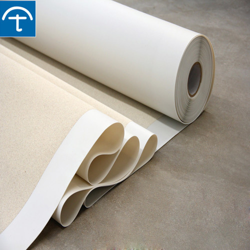 Pre Applied HDPE Self-Adhesive Waterproof Membrane For