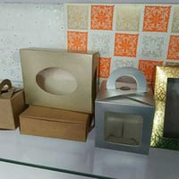 Paper Chocolate Packaging Box