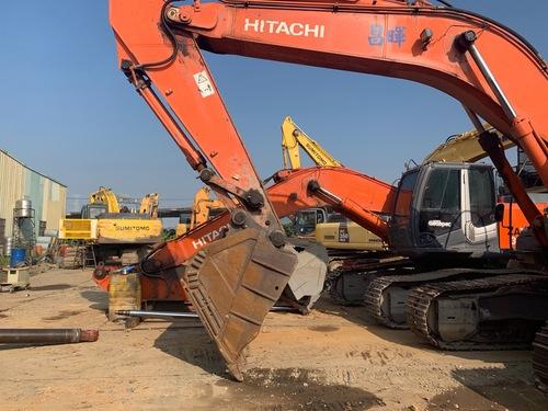 Used Construction Machinery (Hitachi)