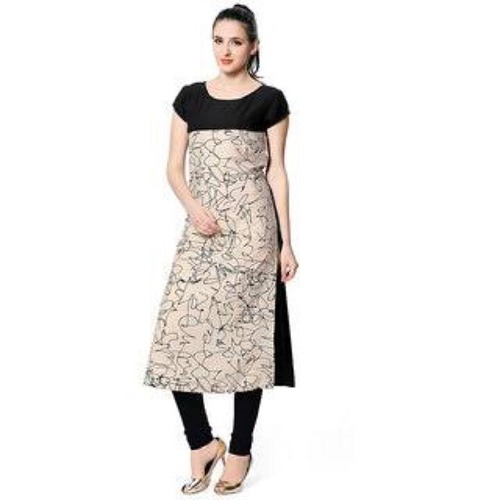 Fancy Designer Stylish Kurtis Customized Size