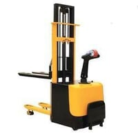 New Battery Operated Stacker
