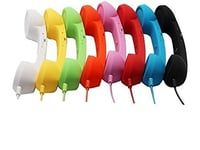 Wired Coco Retro Phone Handset 3.5mm