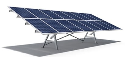 Industrial Solar Power Panel