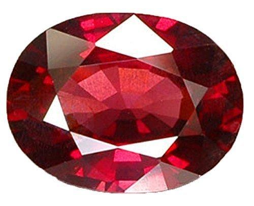 Ruby Gemstone (Manik Stone)