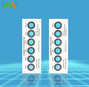 Air Material Oxygen Indicator Card