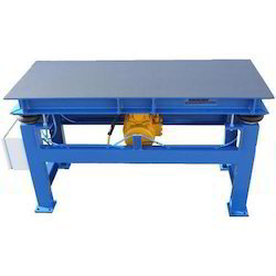 Concrete Vibrating Table