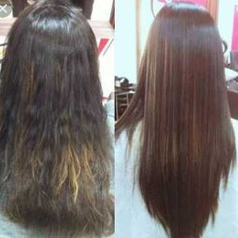 Hair Rebonding Services in Shope no. 8., Yamunanagar - Women salon