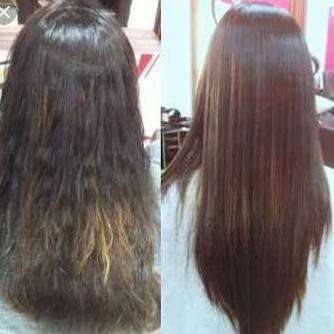 Hair Rebonding Services in Shope no. 8., Yamunanagar - Women salon